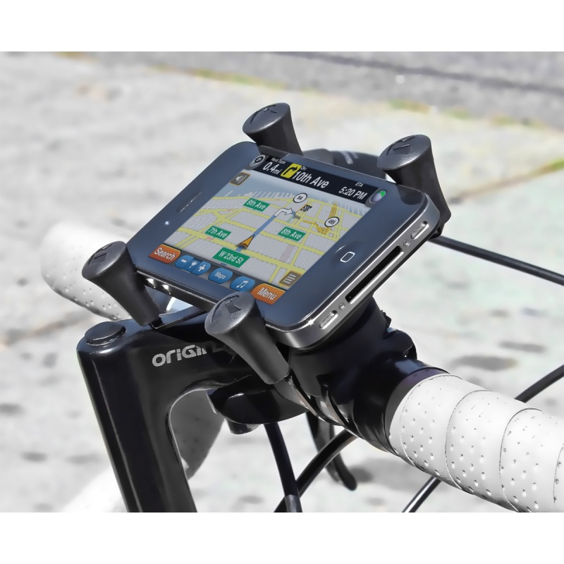 863553deb70a8a RAM EZ-ON/OFF? Bicycle Mount with Universal X-Grip® Phone Holder, 39.90 CHF