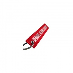 Keychain Remove before Flight