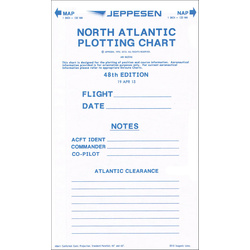 North Atlantic Plotting Charts