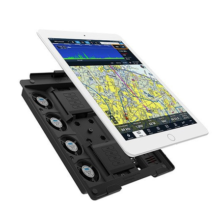 x-naut iPad Air und Pro active cooling Mount
