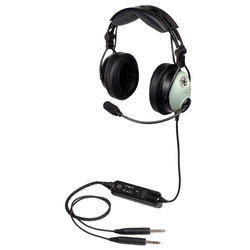David Clark ONE-X Headset - mit PJ/TWIN/GA Stecker