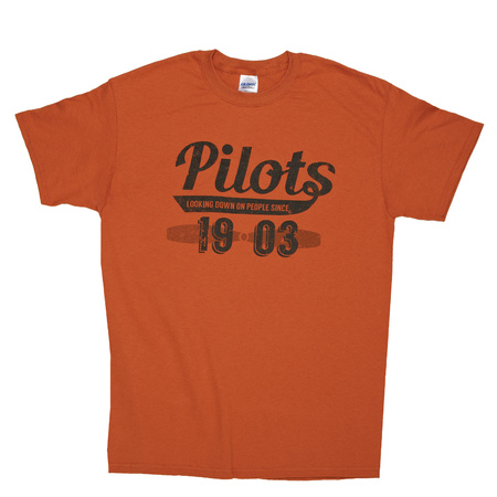 Pilots, Looking Down on People Since 1903 T-Shirt