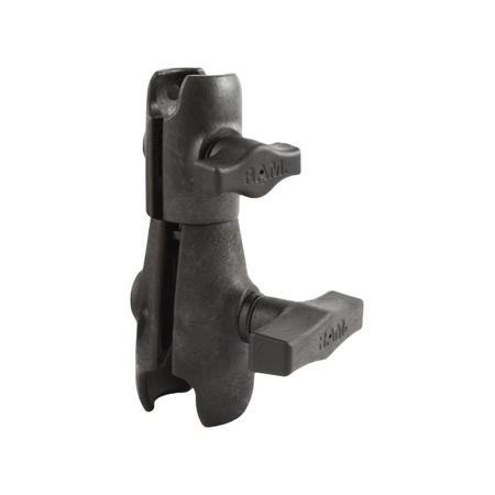 RAM Composite Swivel Double Socket Arm for 1 & 1.5 Balls