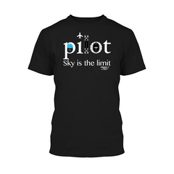 Pilot Sky is the Limit T-Shirt M