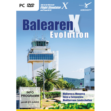 Balearen Evolution X