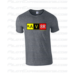 AV8R Aviator T-Shirt L