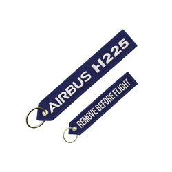 Airbus Anhänger H225 Remove before Flight