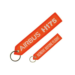 Airbus Anhänger H175 Remove before Flight