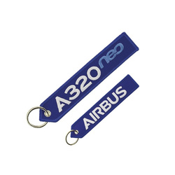 Airbus A320neo key ring