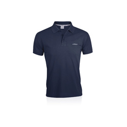 Airbus Polo Shirt Blau