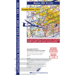 Berlin ICAO Glider Chart