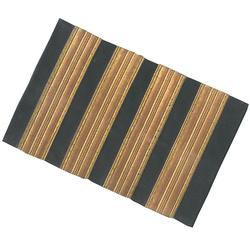 53de59359e3 Captain Epaulets - 4 Bar - Black with Gold Stripes ...