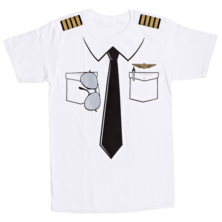 Piloten Uniform T-Shirt