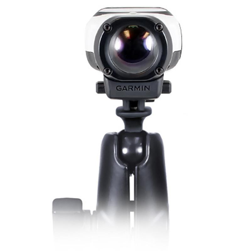 ram mount steuerhorn halterung f r garmin virb kamera 43 28. Black Bedroom Furniture Sets. Home Design Ideas