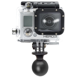 RAM Mount Kamera-Adapter GoPro Hero / Garmin Virb mit...