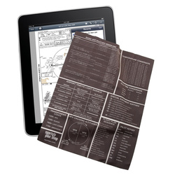 Pilots iPad Cleaning Cloth