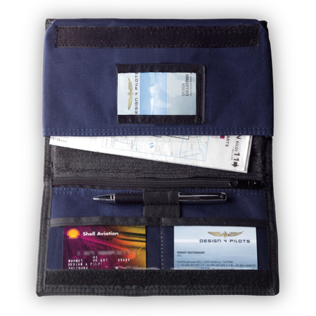 Docubag small blau