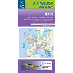 The Alps VFR Chart 1:1,000,000 -...