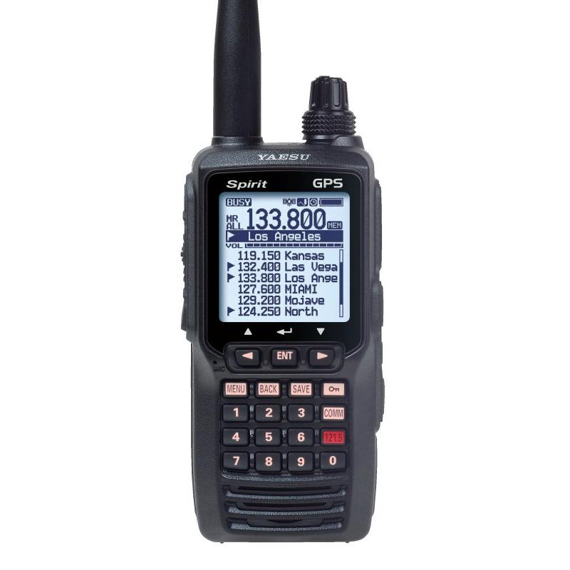 79ed18f954c Yaesu FTA 750L Airband Transceiver