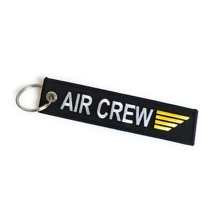 Keychain Air Crew with Wings