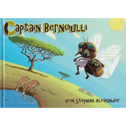 Captain Bernoulli Kinderbuch Englisch