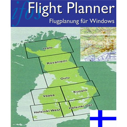 Flight Planner / Sky-Map - ICAO Karten Finnland