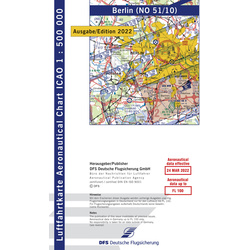 Germany Berlin ICAO Chart