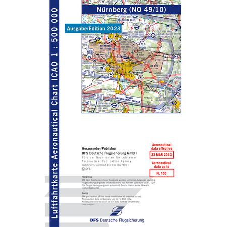 Nürnberg Karte Deutschland.Deutschland Nürnberg Icao Karte Vfr
